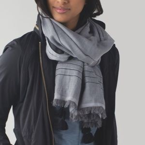 Lululemon Warrior Scarf